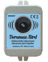 Odpuzovač ptáků - ultrazvukový DERAMAX-BIRD