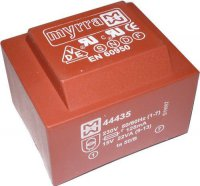 Trafo DPS 16VA 2x15V MYRRA 44310