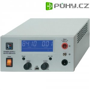 Laboratorní síťový zdroj EA-PS 2042-10B, 0 - 42 V, 0 - 10 A