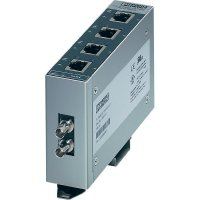 Ethernetový switch Phoenix Contact FL SWITCH SFN 4TX/FX ST (2891453), 140 mA