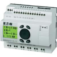 Řídicí reléový PLC modul Eaton easy 821-DC-TC (256273), IP20, 12, 8x tranzistor, 24 V/DC