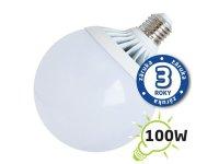 Žárovka LED G120 E27 18W bílá přírodní (Al)