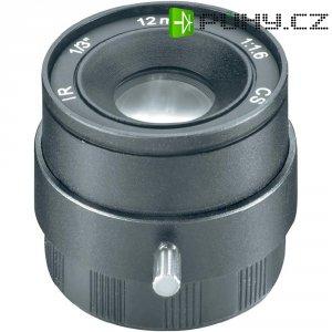Objektiv Sygonix, 43191D, 12 mm