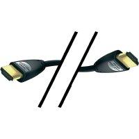 HDMI kabel s ethernetem, vidlice ⇒ vidlice, 3 m, černý, Inakustik