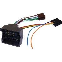 ISO adaptér pro modely Citroen C4/C5, Peugeot 307/407