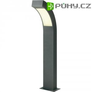 Venkovní stojací LED lampa Esotec Line 105191, 4.5 W, studená bílá, antracitová