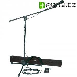 Sada mikrofonu se stativem Peavey PV-MSP 1, XLR-jack kabel