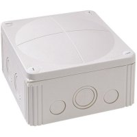 Rozbočovací krabice Wiska Combi 1010, IP66/IP67, šedá, 10060702