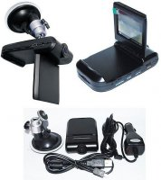 Minikamera JDR-528HD se záznamem AVI/JPEG+zvuk, Nefunkční