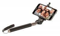 Selfie tyč KÖNIG KN-SMP10 černá