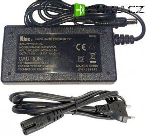 Napáječ, síťový adaptér KTEC 12V/3,33A spínaný, koncovka 2,1mm