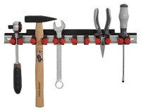 Hliníková nástrojová lišta na nářadí