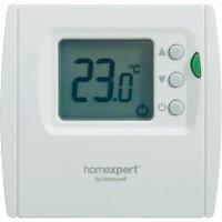 Pokojový termostat Homexpert by Honeywell THR840DBG, 5 až 35 °C, bílá