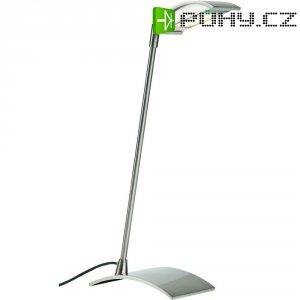 Stolní LED lampa Paulmann Bay, 70243, 5,5 W, metalická, teplá bílá