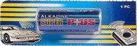 Baterie 12V A23 alkal.SUPER+ pr10x28mm