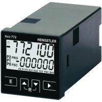 Multifunkční čítač Hengstler tico 772, 24 V/AC, 2 relé