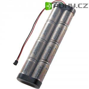 Akupack vysílače NiMH (modelářství) 9.6 V 2400 mAh Conrad energy Stick Graupner