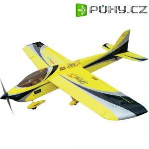 RC model letadla Sebart 50E SetvS, 1500 mm, žlutá/černá, stavebnice
