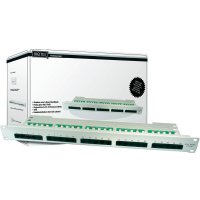 "Patchpanel 48 cm (19""), CAT3, 25 port, Digitus"