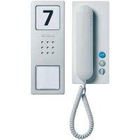 Domovní telefon Siedle, SET CA 812-1 BS/W, 1 rodina, bílá