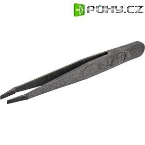 Plastová pinzeta VOMM 5323, 110 mm