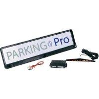 Parkovací senzory skryté v držáku SPZ AIV, 31-STM08818