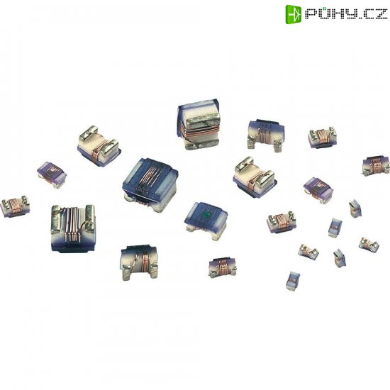 SMD VF tlumivka Würth Elektronik 744765051A, 5,1 nH, 0,8 A, 0402, keramika - Kliknutím na obrázek zavřete