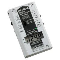 NF analyzátor elektrosmogu Gigahertz ME3851A, 5 Hz - 100kHz