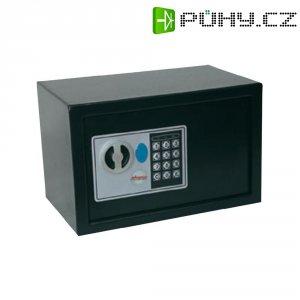 Trezor Phoenix Compact SS0722E, 310 x 200 x 200 mm, černá