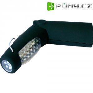 Akumulátorová LED pracovní svítilna Kunzer PL-023, 23 LED