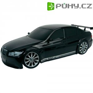 Karoserie RC modelu BMW 320SI, 1:10, černá