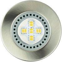 Sada vestavných LED osvětlení JEDI Lighting Optima W50 JE11737, 3 ks, hliník