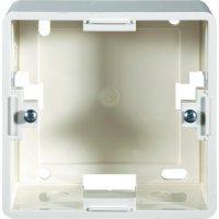 Montážní krabice pro zásuvky Setec, RAL 9010