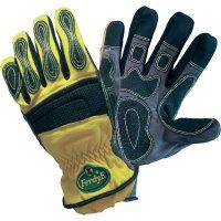Odolné profesionální pracovní rukavice FerdyF. velikost L (9)