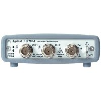 USB osciloskop Agilent Technologies U2702A, 2 kanály, 200 MHz