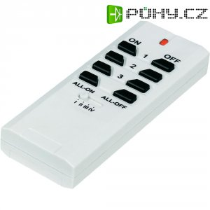 Dálkový ovladač RSL, 12 kanálů, bílá