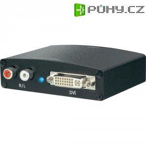 DVI na HDMI konvertor s audio SpeaKa Professional