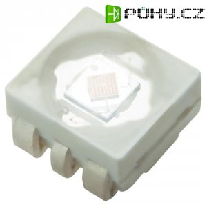 HighPower LED Everlight Opto, EHP-A09/UB31-PU5, 150 mA, 3,85 V, 120 °, modrá