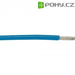 Licna AlphaWire 3051 BL001, 1x 0,32 mm², PVC, Ø 1,57 mm, 1 m, modrá