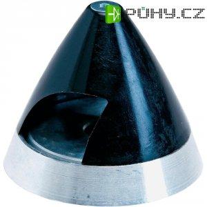 Ocelový kužel Graupner, Ø 42 mm, 5 mm, černá