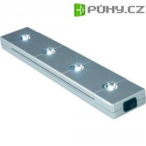 LED světlo pod kuchyňskou linku SLV LEDTUI, 160331, 0,1 W, 22,4 cm, bílá