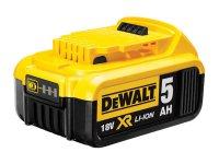 Baterie AKU DEWALT DCB184 5000mAh 18V