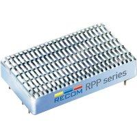 DC/DC měnič Recom RPP20-243.3SW, vstup 9-36 V/DC, výstup 3.3 V/DC, 6 A