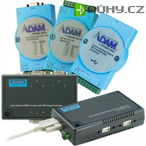 ADAM-4522 RS-232 TO RS-422/485 EC4P-222-MRXD1