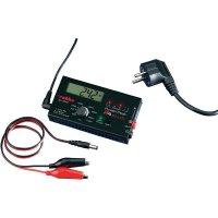 Modelářská nabíječka Power Peak A4 EQ-LCD 308560, 12 V, 3 A