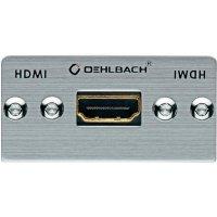 Adaptér Oehlbach PRO IN HDMI ® s přímou spojkou