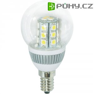 LED žárovka, 8632c39a, E14, 2,5 W, 230 V, 92,5 mm