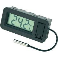 Panelový LCD teploměr BaseTech BT-80, -50 až +70 °C