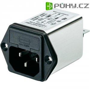 Síťový filtr Schaffner, FN 9260-4-06, 1 mH, 250 V/AC, 4 A