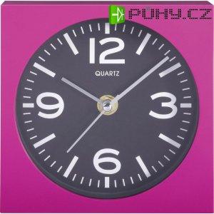 Analogové stolní hodiny, 51650, 14 x 14 cm, barevné